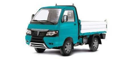 Piaggio Porter Basis Benzin Kipper inkl. ABS (neues Modell), Farben:RAL 2011