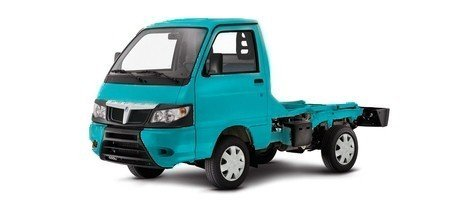 Piaggio Porter Elektro 96V Chassis inkl. ABS (neues Modell), Farben:RAL 2011