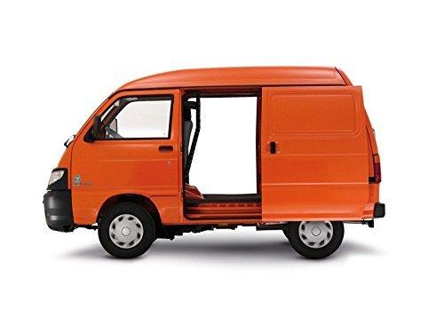 Piaggio Porter Elektro 96V Kasten inkl. ABS (neues Modell), Farben:RAL 2011