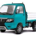 Piaggio Porter Elektro 96V Kipper inkl. ABS (neues Modell), Farben:RAL 2011