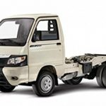 Piaggio Porter Maxxi ECO-Power Chassis 4×2 Benzin/Erdgas (neues Modell), Farben:RAL 2011