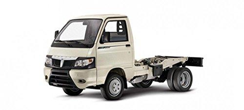 Piaggio Porter Maxxi ECO-Power Chassis 4×2 LPG Benzin/Gas (neues Modell), Farben:RAL 2011