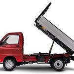 Piaggio Porter Maxxi ECO-Power Kipper kurz 4×2 Benzin/Erdgas (neues Modell), Farben:RAL 2011