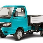 Piaggio Porter Maxxi ECO-Power Pick-Up 4×2 Benzin/Erdgas (neues Modell), Farben:RAL 2011